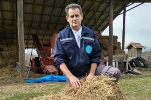 Nebojša Pavlovićtrideset  godina uspešno uzgaja krmno bilje