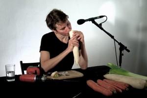 Sviraju na instrumentima od povrća, a nakon koncerta od njih prave jela!