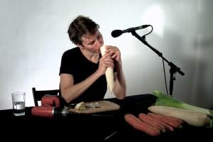 Sviraju na instrumentima od povrća, a nakon koncerta od njih spravljaju jela!
