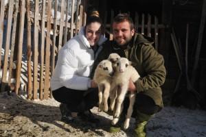 Kako se vole Bane i Tatjana Dačević, najmlađi stočari u Čajniču