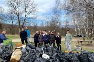 Mladi iz Visokog u akciji: Čiste deponije smeća, u planu i pošumljavanje