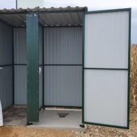 Postavili WC i tuš-kabine: poljoprivrednik je gospodin i on moraimati toalet kad ide u polje
