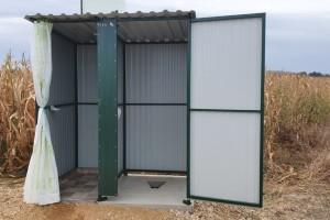Na njivama postavljaju toalete i tuš-kabine