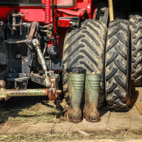 Priprema poljoprivrednih strojeva i alata za zimski period