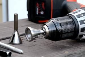 Uniburr s lakoćom popravlja oštećene vrhove vijaka