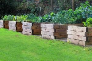 Tri laka načina da uzdignete leje za uzgoj biljaka