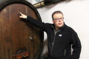 Thomas Horcher - Imamo mnogo spremnika jer želimo sačuvati različitosti u vinima