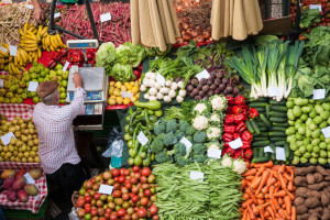 Povrće prodato na pijaci - najizvesnija zarada