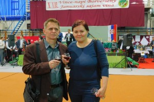 Zlatno kupinovo vino porodice Kiš