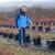 Postavljeno prvo ogledno polje borovnice s metereološkom stanicom