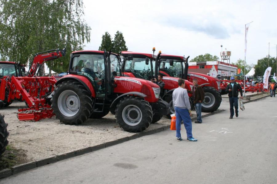 Nova mehanizacija san malih poljoprivrednika