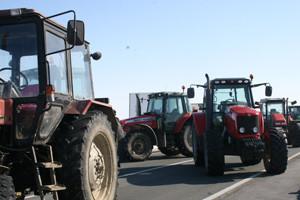Smanjena prodaja traktora