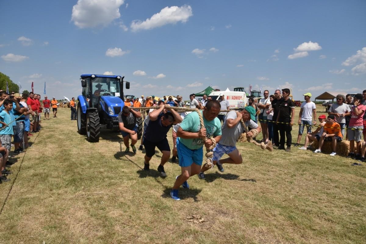 Traktorijada po drugi put u Bačkom Gračacu
