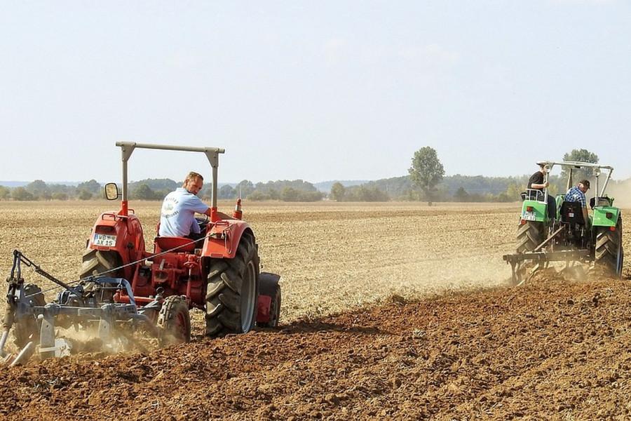 Ljuštenje strnjišta - važna agrotehnička mera