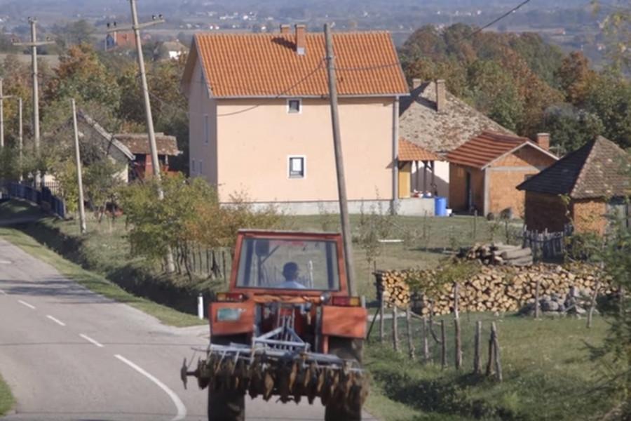 Valjevo - kraj stočara i voćara