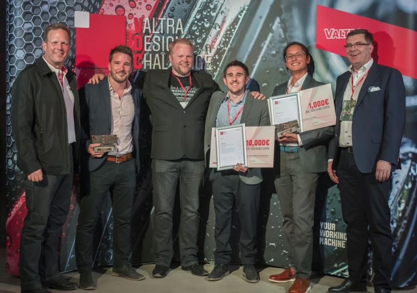 Odabrani pobjednici Valtra dizajnerskog natječaja!