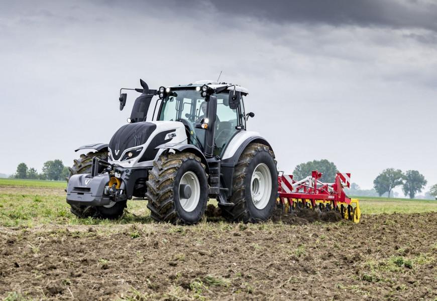Zadnja riječ tehnologije Valtra T254 traktora!