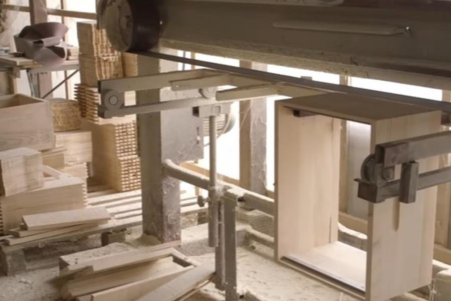 Proizvodnja košnica u Vrbasu