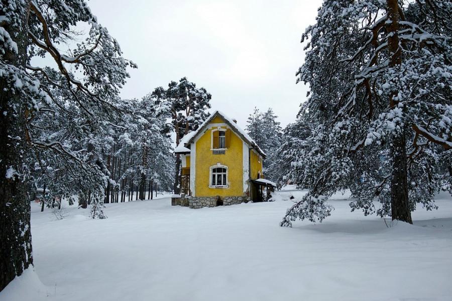 Ledeni dani uz veliku oblačnost