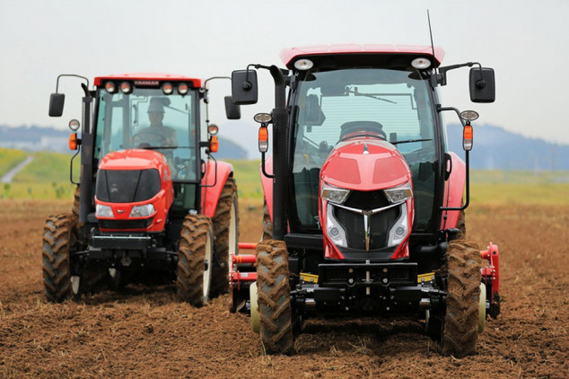 Yanmar traktori - jednog voziš, upravljaš s dva!