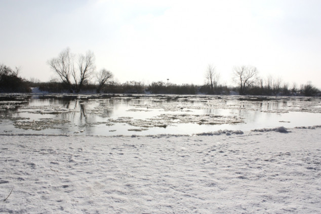 Počela odbrana vodotokova od leda