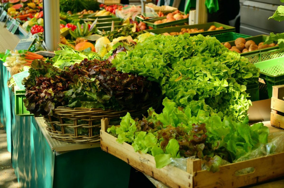 Visoka cijena zelene salate u prosincu