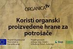 Koristi organski prozivedene hrane za potrošače